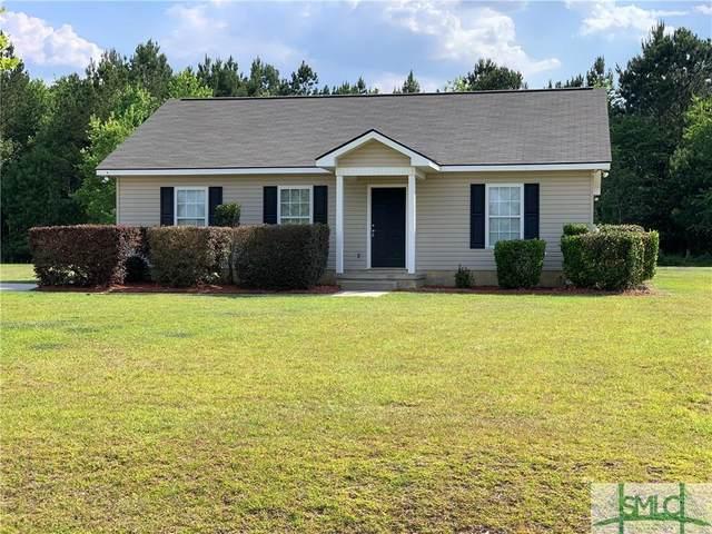 1612 Rebekah Road, Statesboro, GA 30458 (MLS #249165) :: Keller Williams Coastal Area Partners