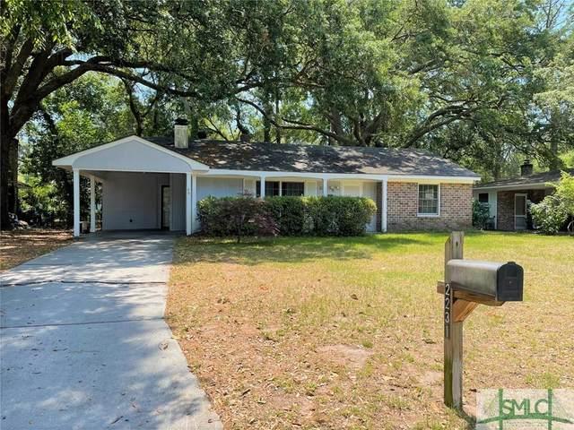 2231 Daffin Drive, Savannah, GA 31404 (MLS #249169) :: Keller Williams Realty-CAP