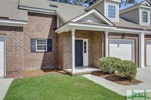 7 Amelia Court, Savannah, GA 31405 (MLS #249171) :: Keller Williams Realty-CAP