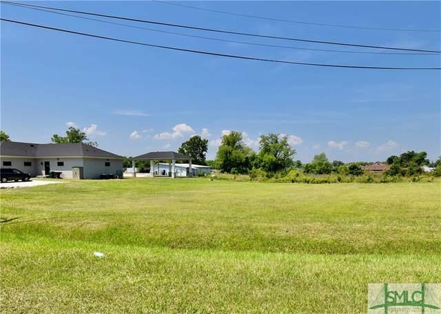 0 College Avenue, Millen, GA 30442 (MLS #249172) :: Bocook Realty
