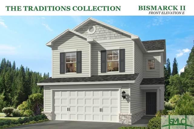 13 Marsh Salt Lane, Port Wentworth, GA 31407 (MLS #249174) :: The Arlow Real Estate Group