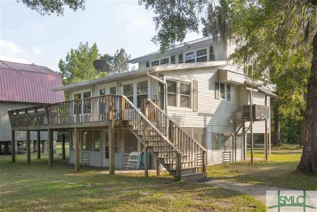 1073 Riverview Road, Brooklet, GA 30415 (MLS #249176) :: Liza DiMarco