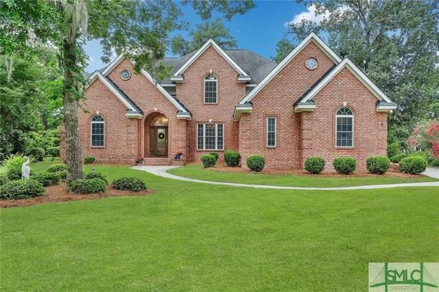 32 Woodchuck Hill Road, Savannah, GA 31405 (MLS #249183) :: Teresa Cowart Team