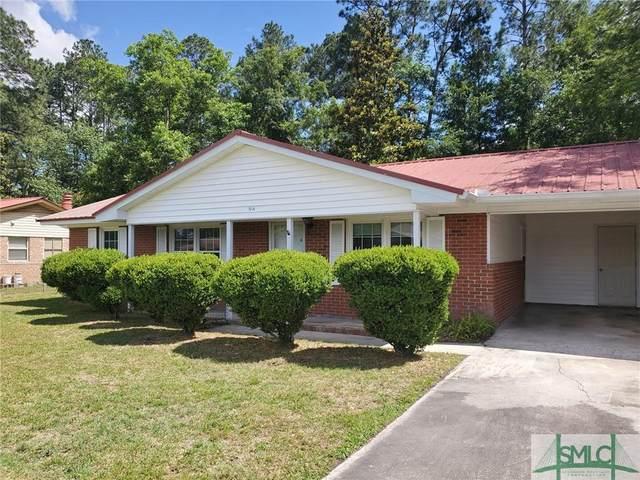 514 Franklin Street, Hinesville, GA 31313 (MLS #249189) :: Keller Williams Realty-CAP