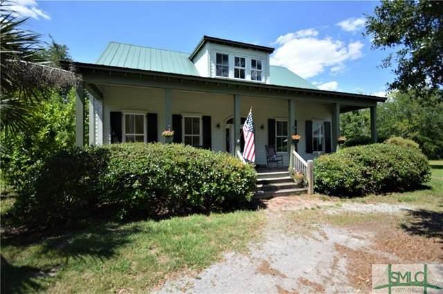 16 Marsh Oaks Lane, Seabrook, SC 29940 (MLS #249197) :: Keller Williams Realty-CAP