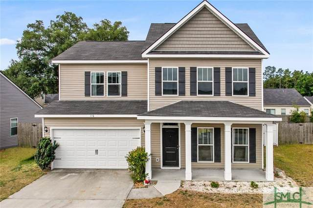 116 Windchime Court, Guyton, GA 31312 (MLS #249201) :: Coastal Savannah Homes
