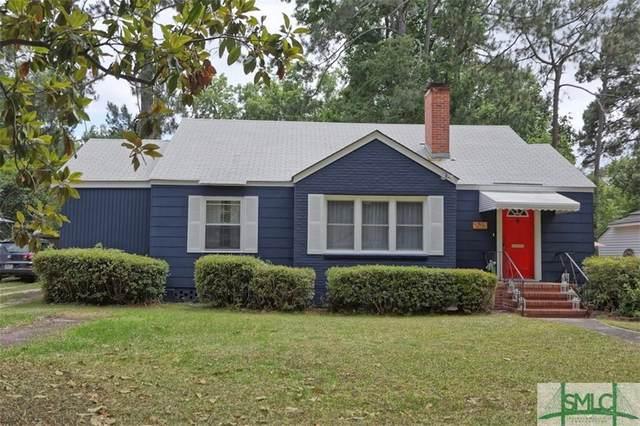 415 E 63rd Street, Savannah, GA 31405 (MLS #249211) :: Coldwell Banker Access Realty