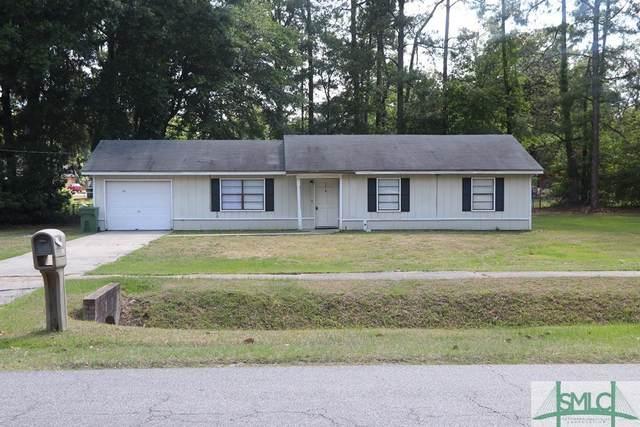 703 Olmstead Drive, Hinesville, GA 31313 (MLS #249213) :: Bocook Realty