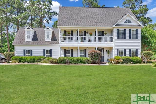 1069 Farmdale Road, Sylvania, GA 30467 (MLS #249227) :: Keller Williams Coastal Area Partners