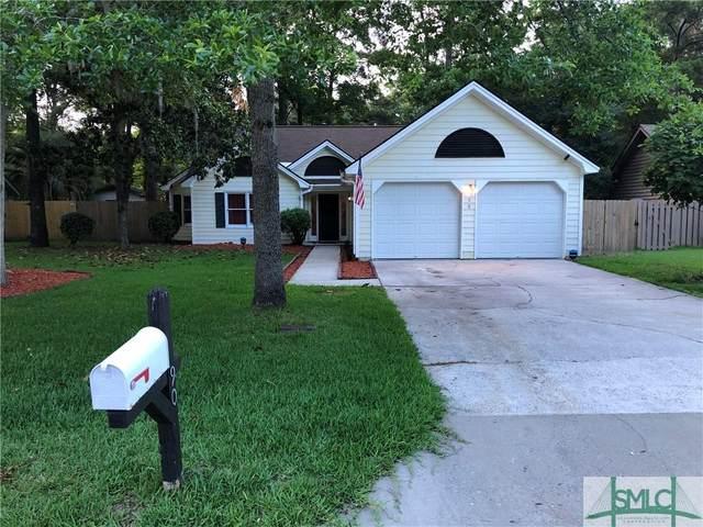 90 Red Fox Drive, Savannah, GA 31419 (MLS #249232) :: Keller Williams Coastal Area Partners