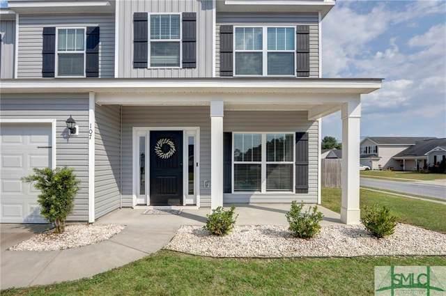 107 Windfall Drive, Guyton, GA 31312 (MLS #249235) :: Coastal Savannah Homes