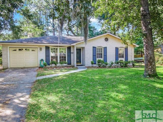 19 S Cromwell Road, Savannah, GA 31410 (MLS #250261) :: Heather Murphy Real Estate Group