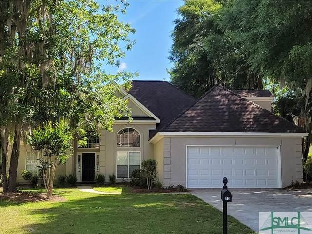 10 Elmsford Court, Savannah, GA 31410 (MLS #250267) :: Keller Williams Coastal Area Partners