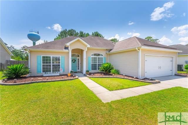 817 Granite Lane, Savannah, GA 31419 (MLS #250271) :: Keller Williams Realty-CAP