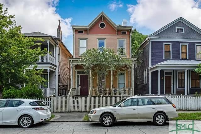 2210 Barnard Street, Savannah, GA 31401 (MLS #250291) :: Coldwell Banker Access Realty