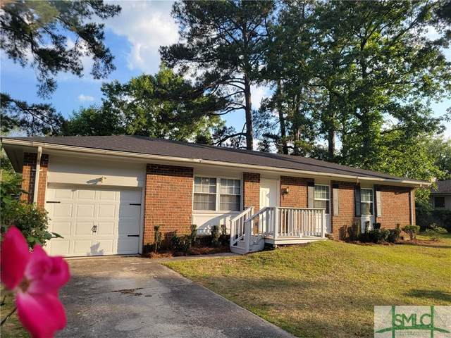 17 Treadway Street, Port Wentworth, GA 31407 (MLS #250294) :: The Arlow Real Estate Group