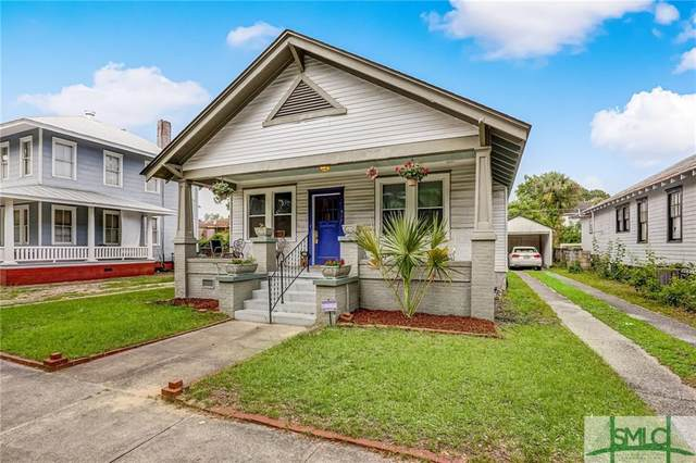 514 W 44th Street, Savannah, GA 31405 (MLS #250295) :: Coldwell Banker Access Realty