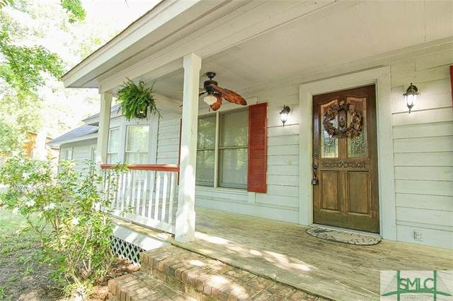 138 Palmetto Drive, Rincon, GA 31326 (MLS #250303) :: Coldwell Banker Access Realty