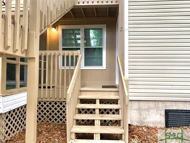 401 N Cromwell Road E2, Savannah, GA 31410 (MLS #250308) :: Heather Murphy Real Estate Group