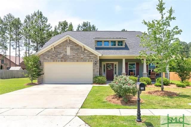 203 Wessex Road, Guyton, GA 31312 (MLS #250310) :: Coastal Savannah Homes