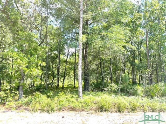 109 Mingledorff Way, Springfield, GA 31326 (MLS #250311) :: Heather Murphy Real Estate Group
