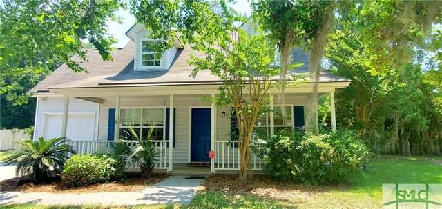 124 Wild Honey Court, Richmond Hill, GA 31324 (MLS #250317) :: The Arlow Real Estate Group