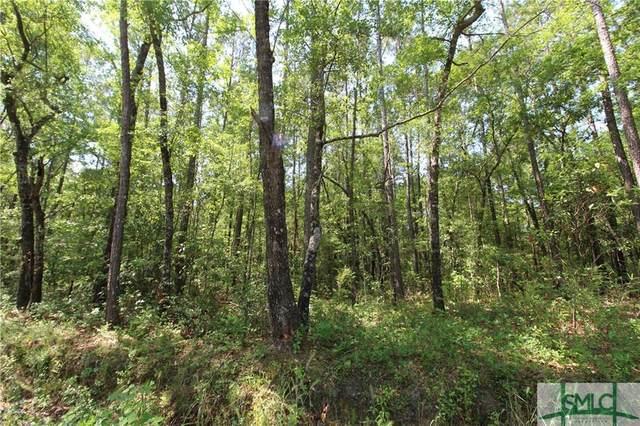 0 Mill Pond Road, Rincon, GA 31326 (MLS #250319) :: The Hilliard Group