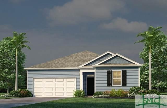 321 Brennan Drive, Richmond Hill, GA 31324 (MLS #250321) :: The Hilliard Group