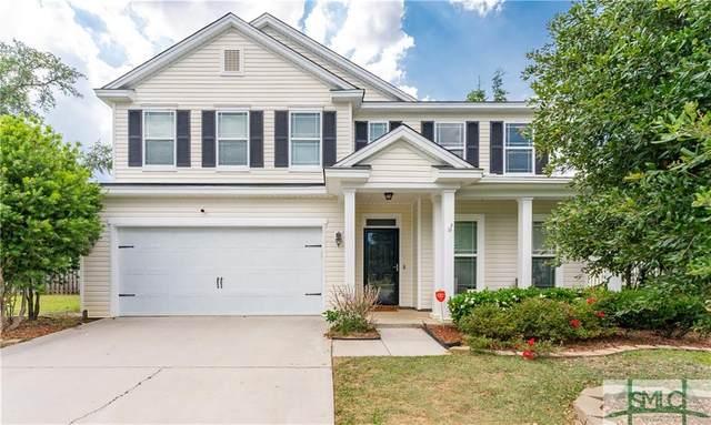 14 Amherst Way, Savannah, GA 31419 (MLS #250333) :: Keller Williams Coastal Area Partners
