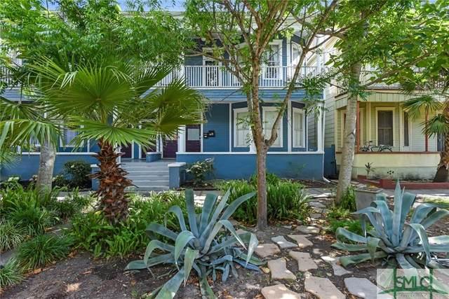 310 W Hall Street A, Savannah, GA 31401 (MLS #250351) :: Keller Williams Coastal Area Partners