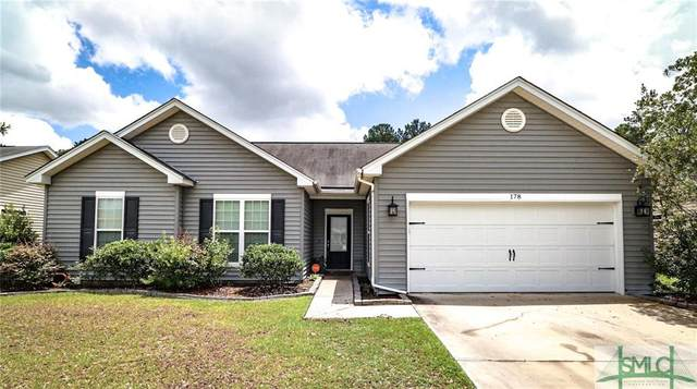 178 Willow Point Circle, Savannah, GA 31407 (MLS #250352) :: Keller Williams Coastal Area Partners