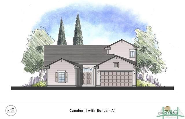 295 Beecher Drive, Richmond Hill, GA 31324 (MLS #250366) :: Keller Williams Coastal Area Partners