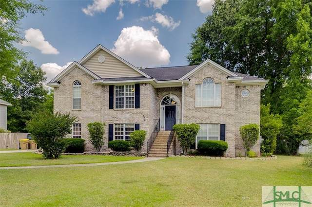 770 Young Way, Richmond Hill, GA 31324 (MLS #250379) :: The Hilliard Group