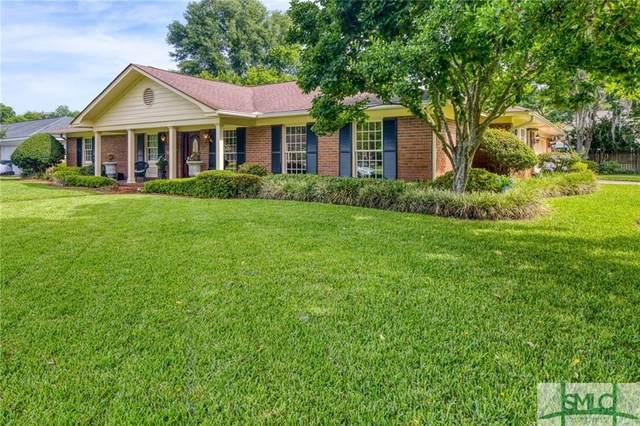 8607 Kent Drive, Savannah, GA 31406 (MLS #250386) :: Keller Williams Realty-CAP