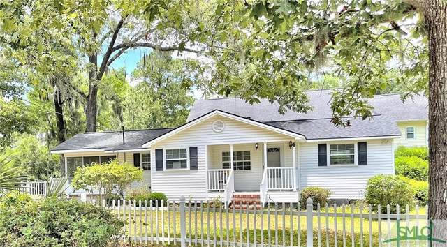 4 Inwood Road, Savannah, GA 31419 (MLS #250402) :: Keller Williams Coastal Area Partners