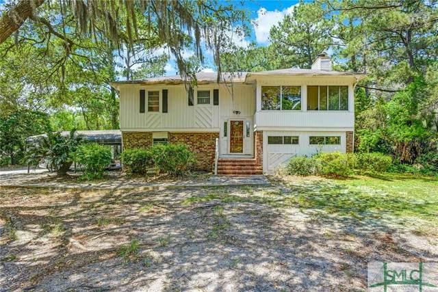 9 Rio Road, Savannah, GA 31419 (MLS #250403) :: Keller Williams Coastal Area Partners