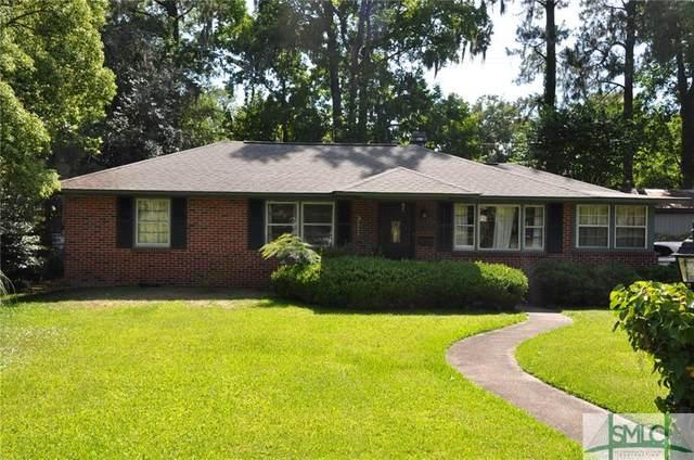 5419 Magnolia Street, Savannah, GA 31405 (MLS #250405) :: Keller Williams Coastal Area Partners