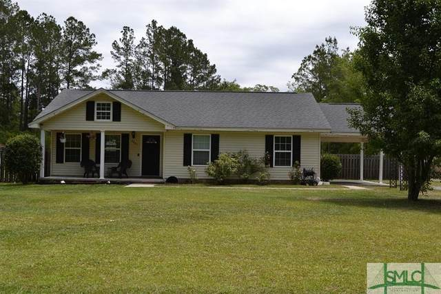 2884 Old Dixie Highway S, Springfield, GA 31329 (MLS #250409) :: Heather Murphy Real Estate Group