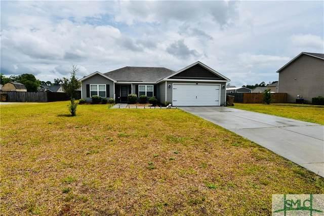 103 Springcreek Lane, Guyton, GA 31312 (MLS #250410) :: Coastal Savannah Homes