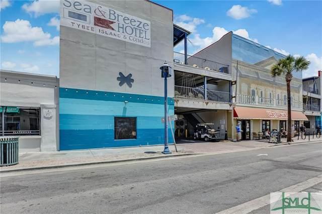 16 Tybrisa Street #127, Tybee Island, GA 31328 (MLS #250411) :: Keller Williams Realty-CAP