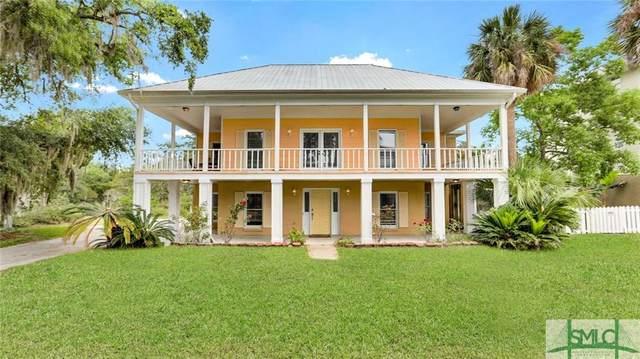 16 Shad River Road, Savannah, GA 31410 (MLS #250418) :: The Arlow Real Estate Group
