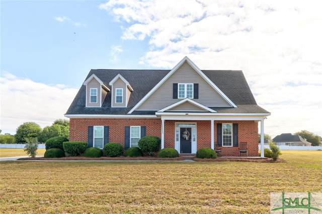 604 Ebbets Field Drive, Guyton, GA 31312 (MLS #250428) :: Coldwell Banker Access Realty