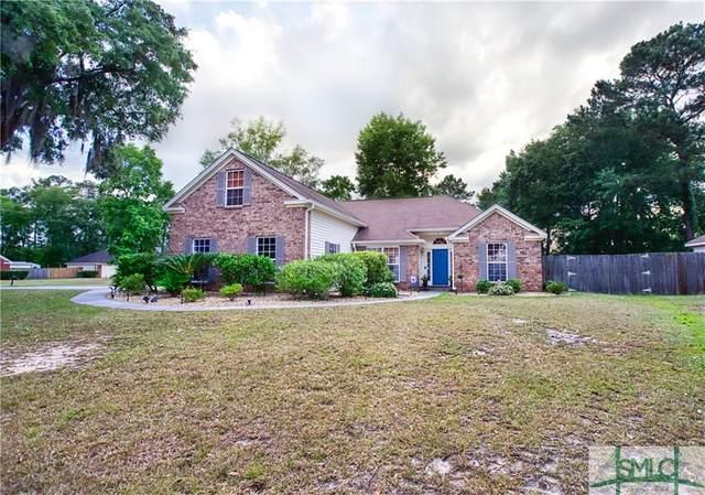 9 Ashwood Court, Pooler, GA 31322 (MLS #250431) :: Luxe Real Estate Services