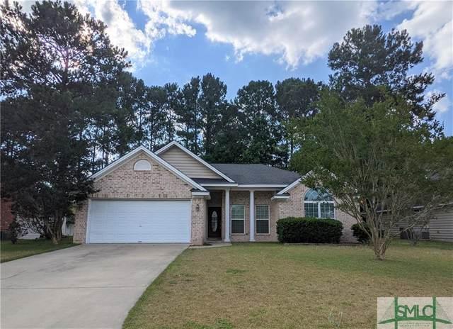 107 Grayson Avenue, Savannah, GA 31419 (MLS #250436) :: Keller Williams Coastal Area Partners