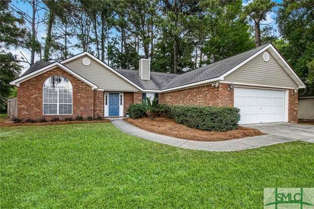 308 Wild Heron Road, Savannah, GA 31419 (MLS #250437) :: Keller Williams Realty-CAP