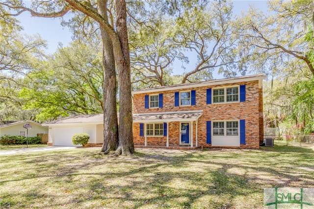 1013 Ashley Road, Savannah, GA 31410 (MLS #250438) :: Heather Murphy Real Estate Group