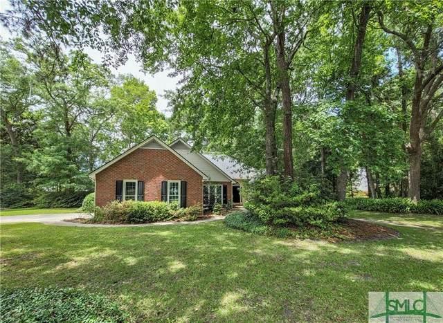 101 Brompton Road, Savannah, GA 31410 (MLS #250447) :: The Arlow Real Estate Group