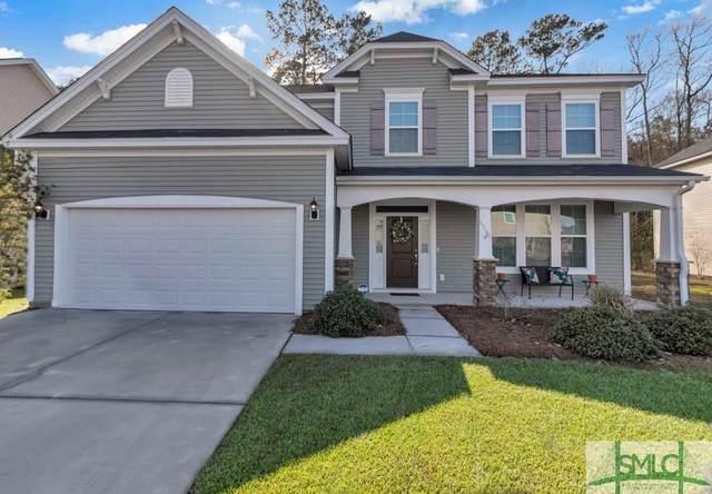 2260 Garden Hills Loop, Richmond Hill, GA 31324 (MLS #250475) :: Teresa Cowart Team