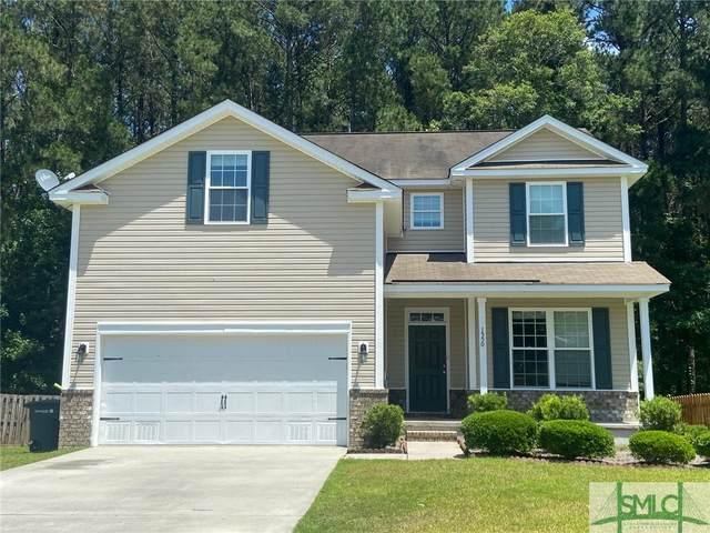 1550 Bradley Boulevard, Savannah, GA 31419 (MLS #250476) :: McIntosh Realty Team