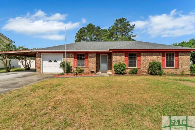 106 Hope Lane, Rincon, GA 31326 (MLS #250482) :: Luxe Real Estate Services